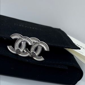 CHANEL Accessories - Authentic Chanel earrings